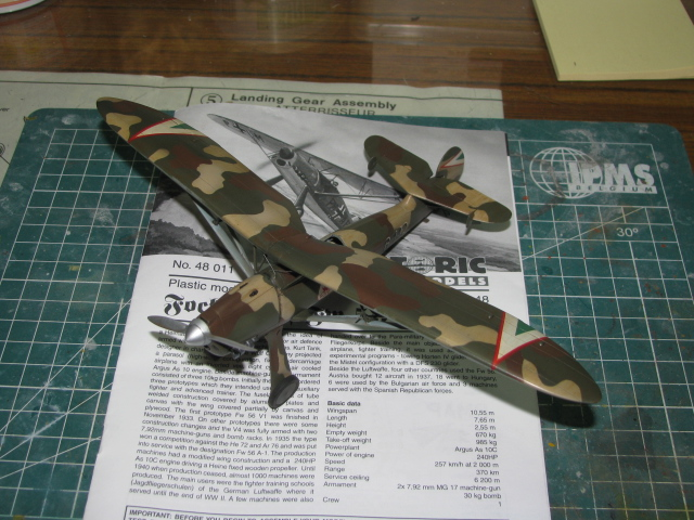 FW-56 Stösser 1/48 Historic Plastic Models ...terminé! - Page 2 531546IMG3521