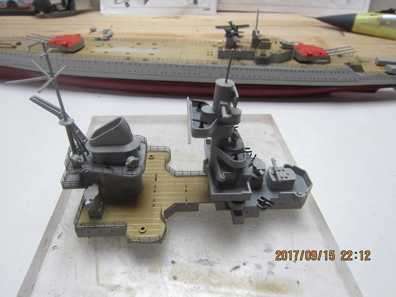 Cuirassé Admiral SCHEER hELLER 1/400 531801IMG4858Copier