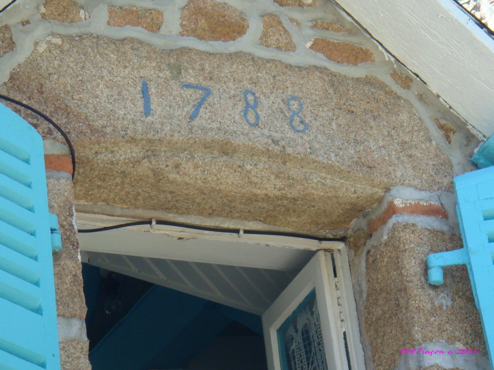 Fil ouvert-  Dates sur façades. Année 1602 par Fanch 56, dépassée par 1399 - 1400 de Jocelyn 534201DSC08444