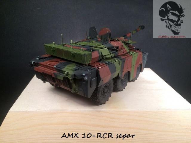 AMX 10 RCR SEPAR maquette Tiger Model 1/35 - Page 2 535313IMG3800