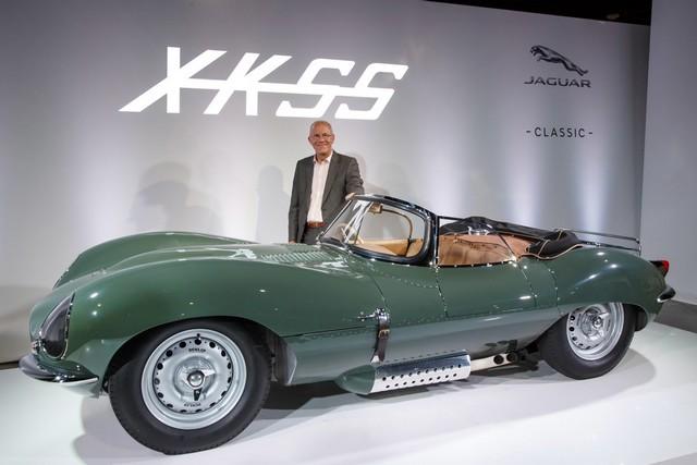 La « Nouvelle Jaguar XKSS D'origine » Dévoilée À Los Angeles  535695xksspetersenmuseum034