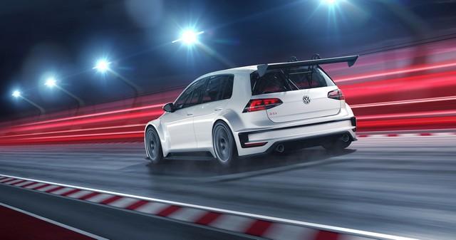 Volkswagen Golf GTI TCR : une Golf de 330 ch pour des écuries clientes avec le label GTI  537670thdtcrrear3