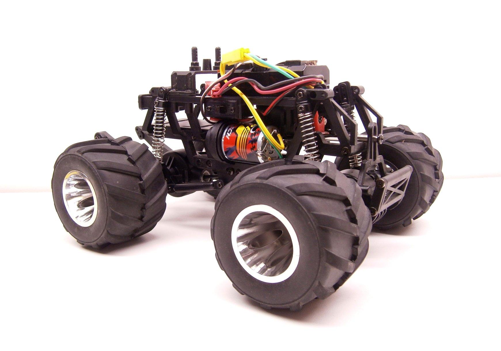 Review A-Tech Leo-X aka Mini Giant aka Trinity Clash aka Mini Bison 2 aka (d'autres noms peut-être) 538966052