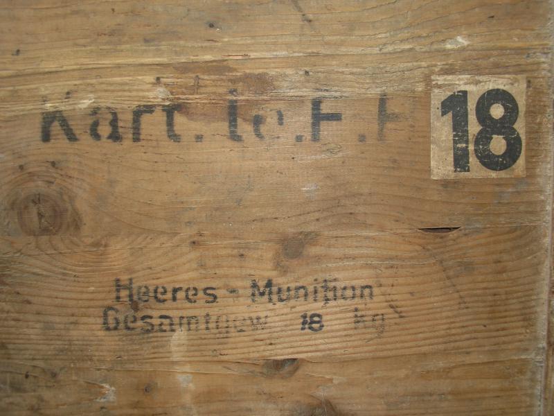 caisse leichtes Feldhaubitze 18. 541893P1012074JPG