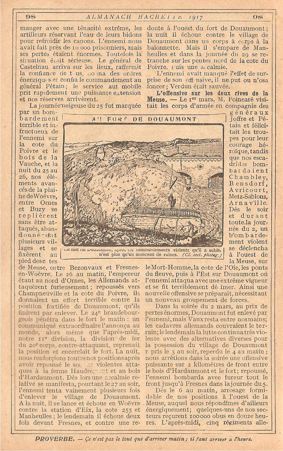 [ Histoires et histoire ] LE CENTENAIRE DE LA GRANDE GUERRE - Page 4 544105Verdun7