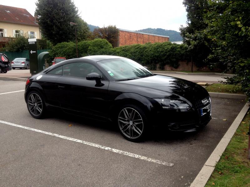 Audi TT Noir Fantôme du 54  544251IMG1171