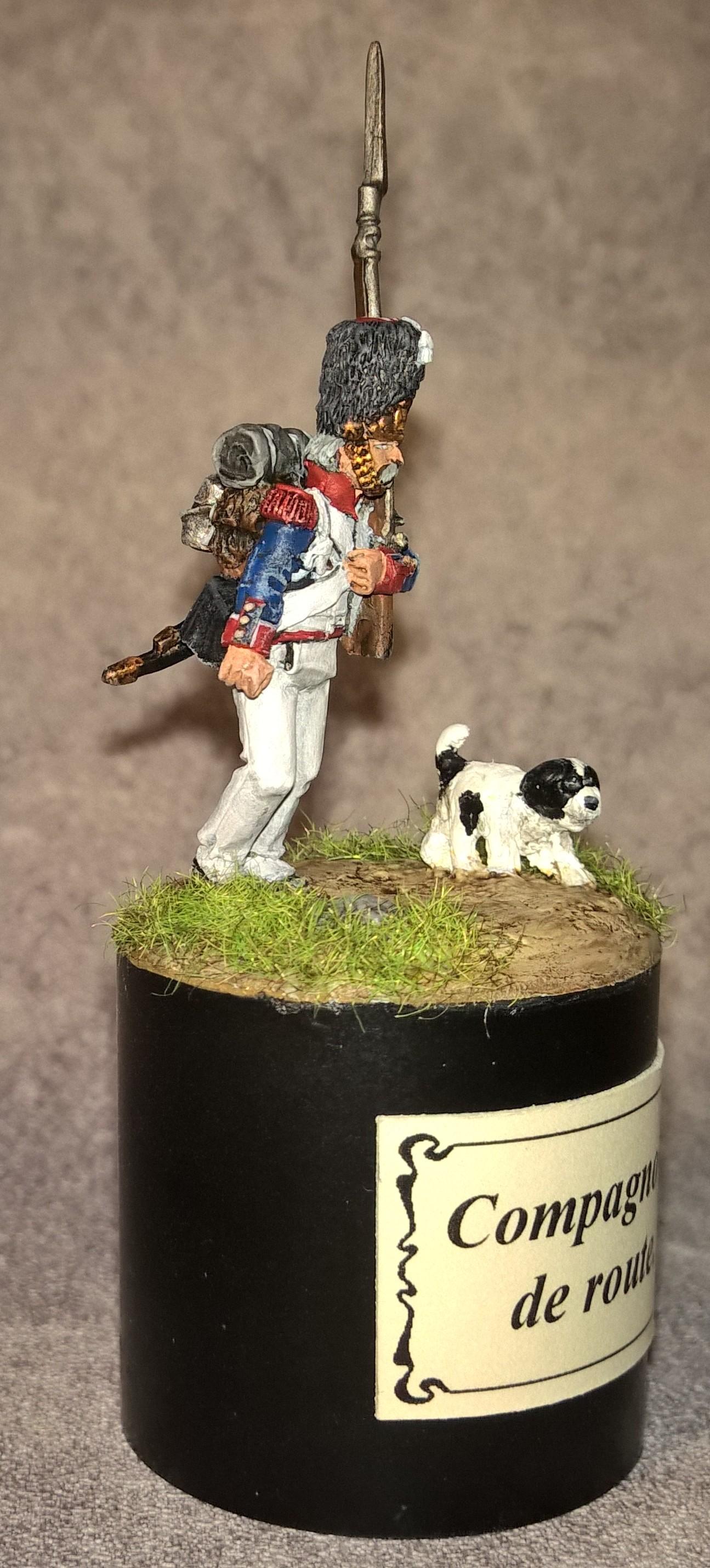 7ème régiment d infanterie légère - 1812 - Petite surprise ! 544925Grognardetchien2