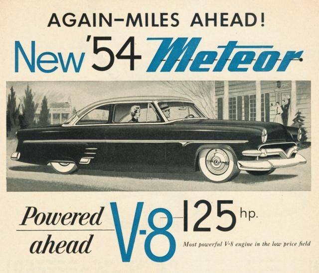 Antique Cars Adverts Revised 5460311954MeteorAd03