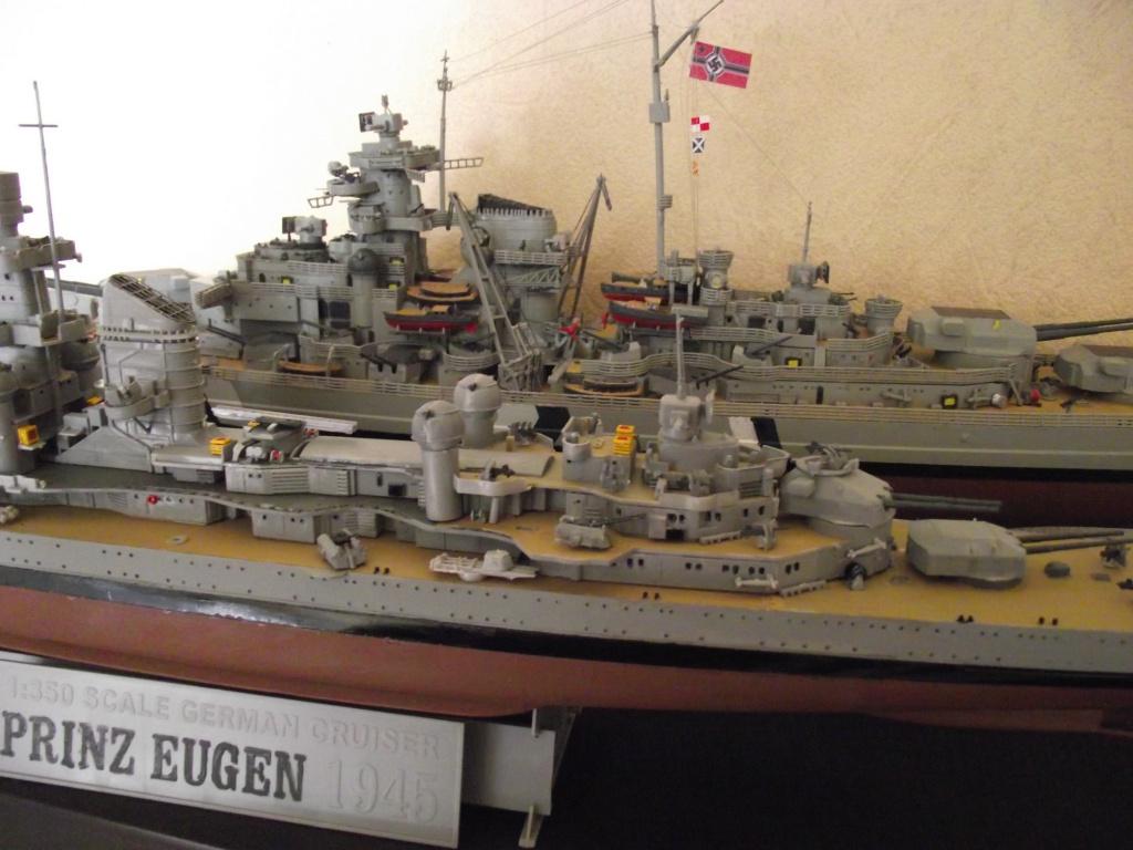 Prinz Eugen Trumpeter au 1x350 5461171358