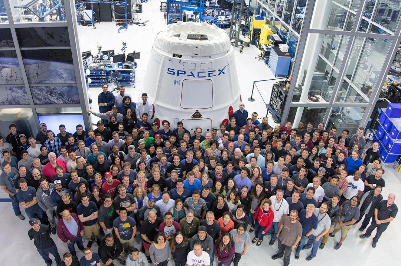 Falcon 9 (CRS-11) - 03.06.2017  [Succès] 546276DRAGONC106
