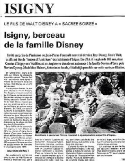 Infos sur Disney ( presse , magazines, tv ..) 546982862