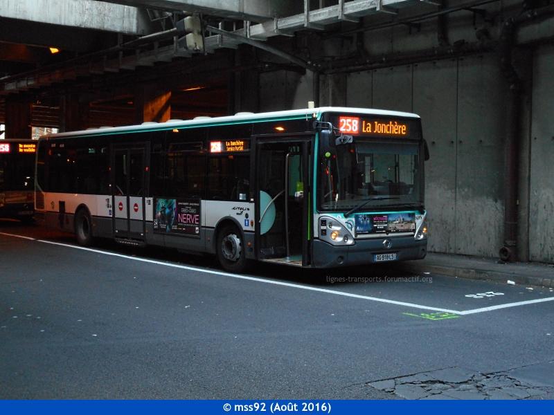[RATP] Passage de certaines lignes en articulés - Page 3 547114DSCN4537b