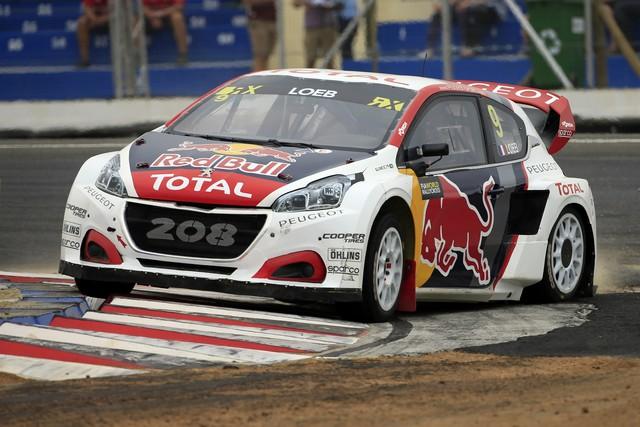 Le Team Peugeot Hansen vice-champion du monde de Rallycross* !!! 5476735a0755daa6986