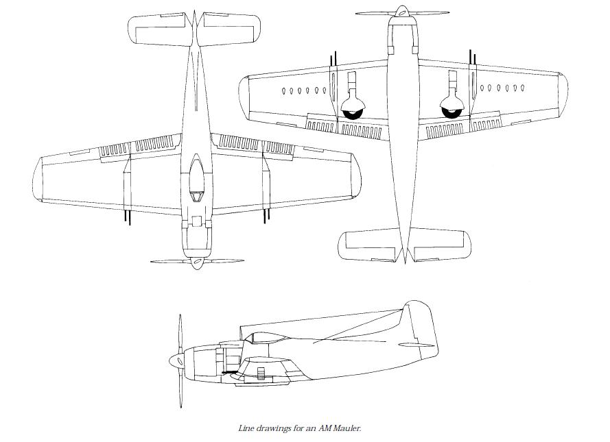 MCDONNELL-DOUGLAS F/A-18 HORNET  548421Martin_Mauler_CT