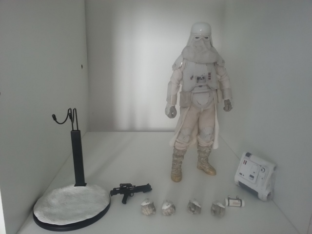 red360 review's : Star Wars Battle Of Hoth: Snowtrooper by Sideshow 55007320130426150825LLS