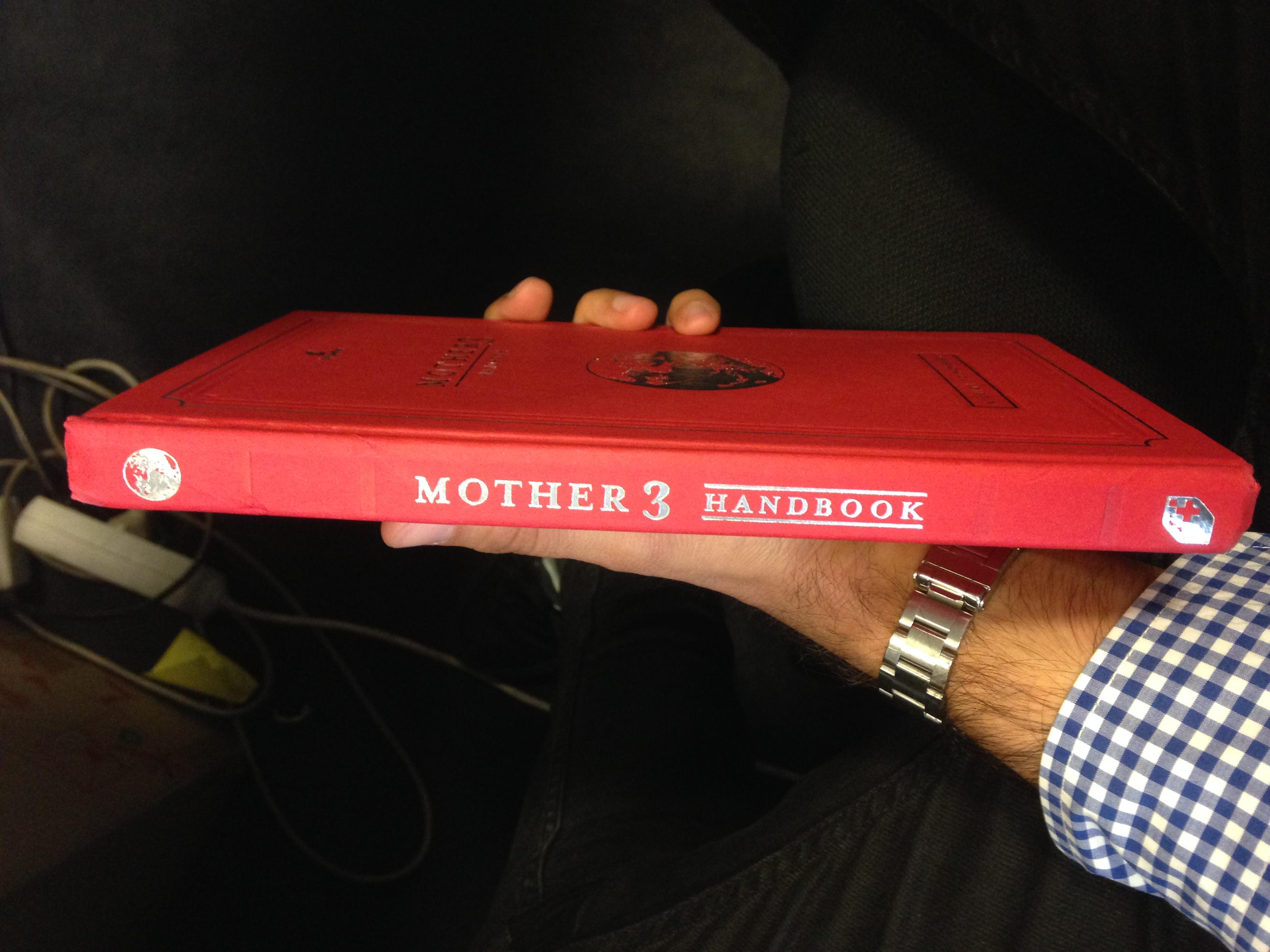 Commande groupée : Guide Mother 3 - COMMANDE EXPÉDIÉE CHEZ VOUS ! - Page 5 551196photo22