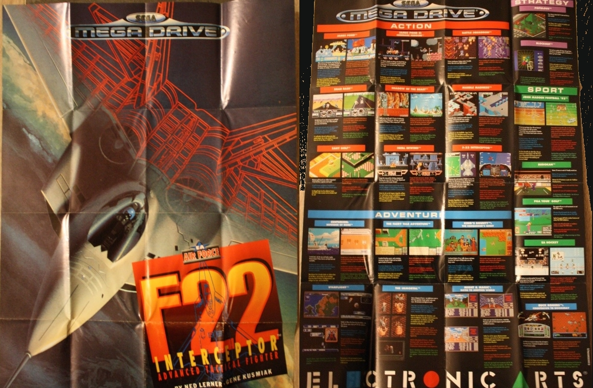 Les posters Megadrive 551335f22fposter