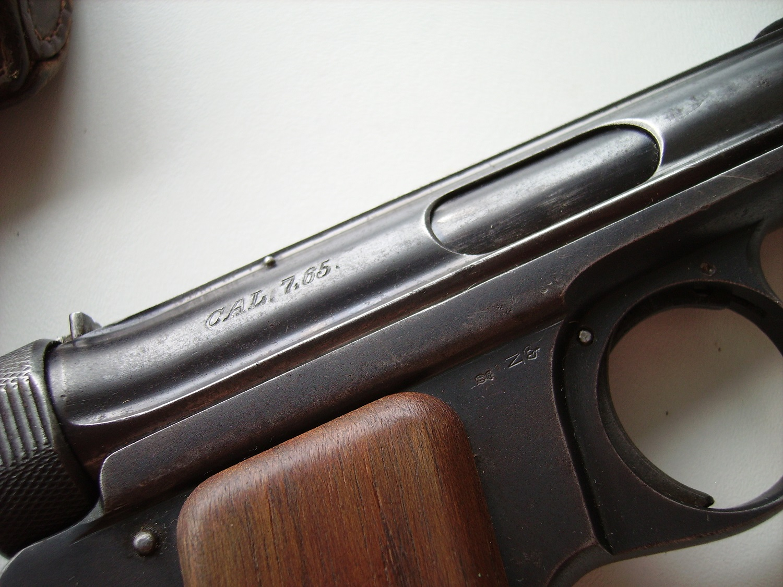 datation pistolet Sauer 1913 ?  551758IMGP6634