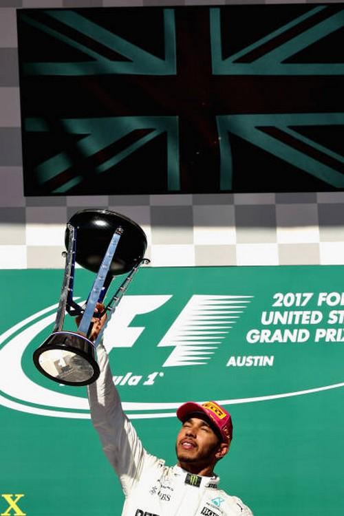 F1 GP des États-Unis 2017 : victoire Lewis Hamilton, titre constructeur pour Mercedes 553724865151142