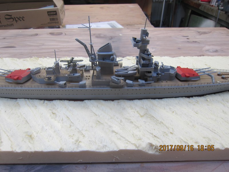 Admiral Scheer  Heller 1/400 Concours Heller 60 ans 553863IMG4880Copier