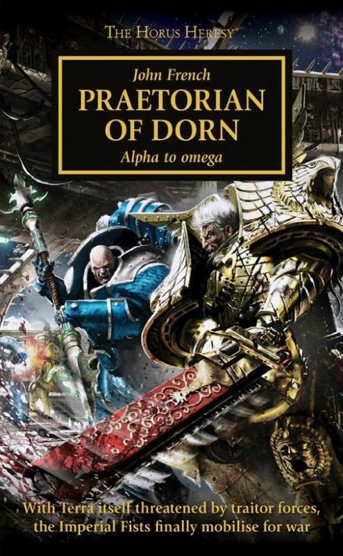 [Horus Heresy] Praetorian of Dorn de John French 554049zed