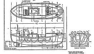 36' motor lifeboat (CG 36500) 554120planpixel