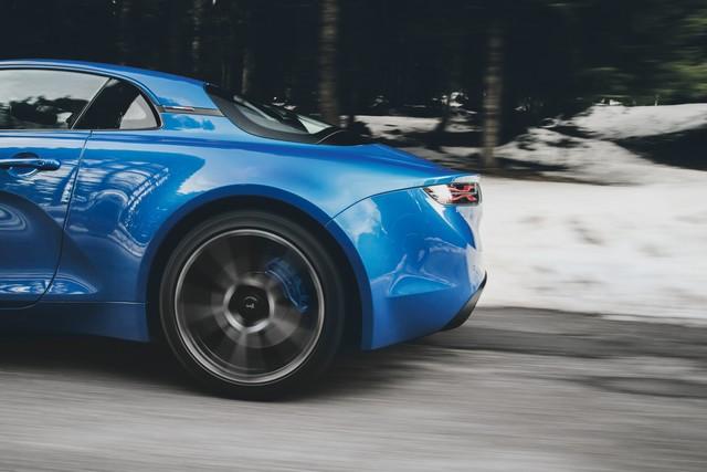 Alpine est de retour - A110, la voiture de sport française agile et compacte 5542078831516