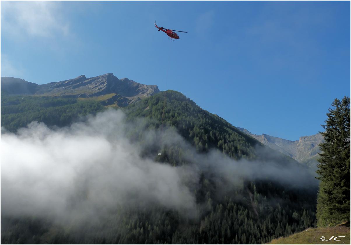 Les alpes  autrichiennes - Page 7 554384P1010359