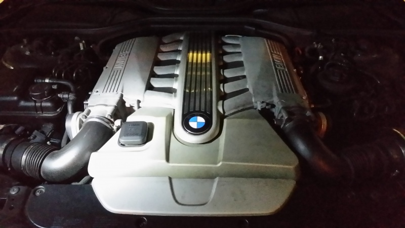 BMW 760 LIA E66 55522478878220140131180951