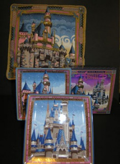 [Disneyland Park] The Disney Gallery - Exposition Crowning Achievements Creating Castles for Magical Kingdoms 555642Castle4