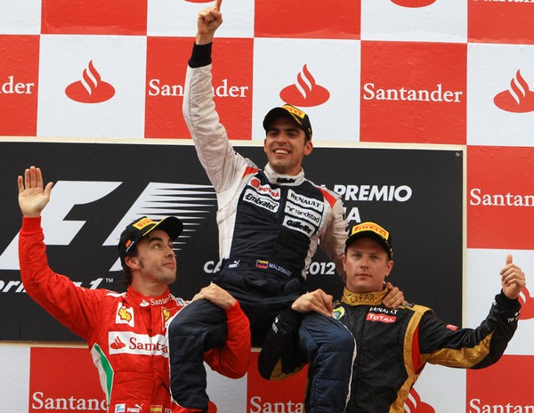 F1 GP d'Espagne 2012 : Victoire Pastor Maldonado 5559282012FernandoAlonsoPastorMaldonadoKimiRikknen