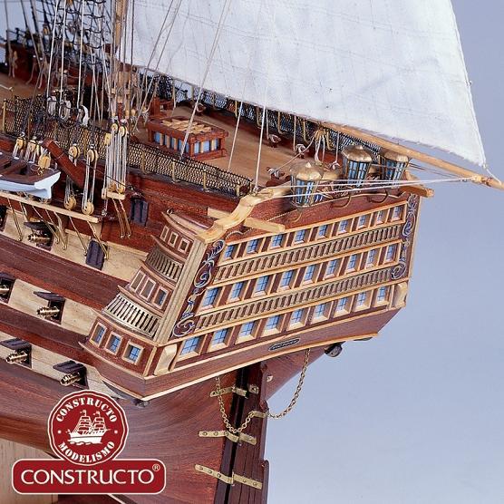 Kits construction en bois, quelle marque choisir ? et niveaux de difficultés - Page 2 556531CON808332