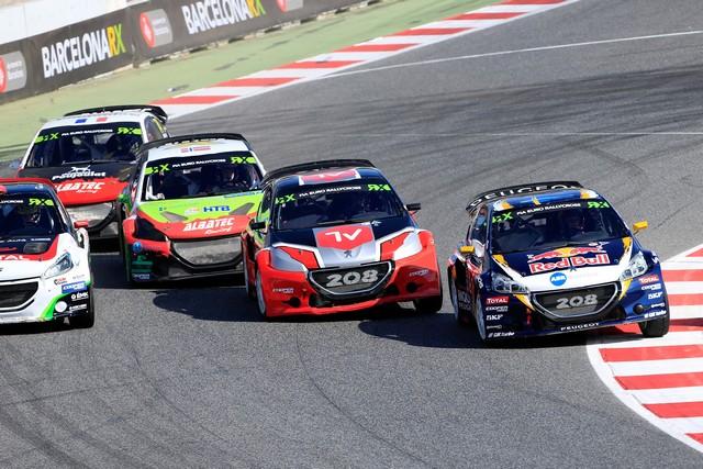 Les PEUGEOT 208 WRX en chasse pour le titre de Champion du Monde FIA !!  55727557de514a0616a