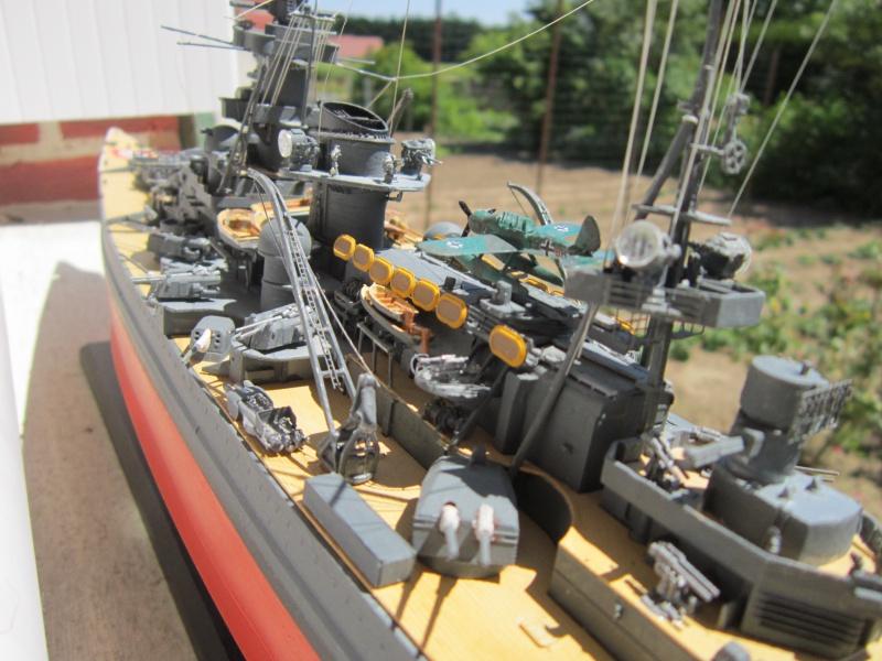 Croiseur de bataille Scharnhorst  au 1/350 de dragon - Page 9 557652IMG3148