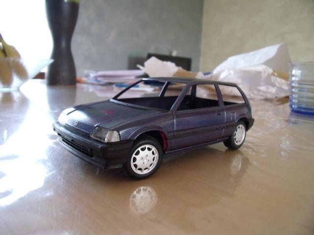 Honda Civic 1,5L GL de 1987. 558514MaTitineenmaquette034