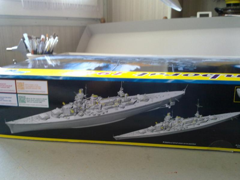 DKM Scharnhorst de  Dragon 1/350° - Page 2 55867811102010812