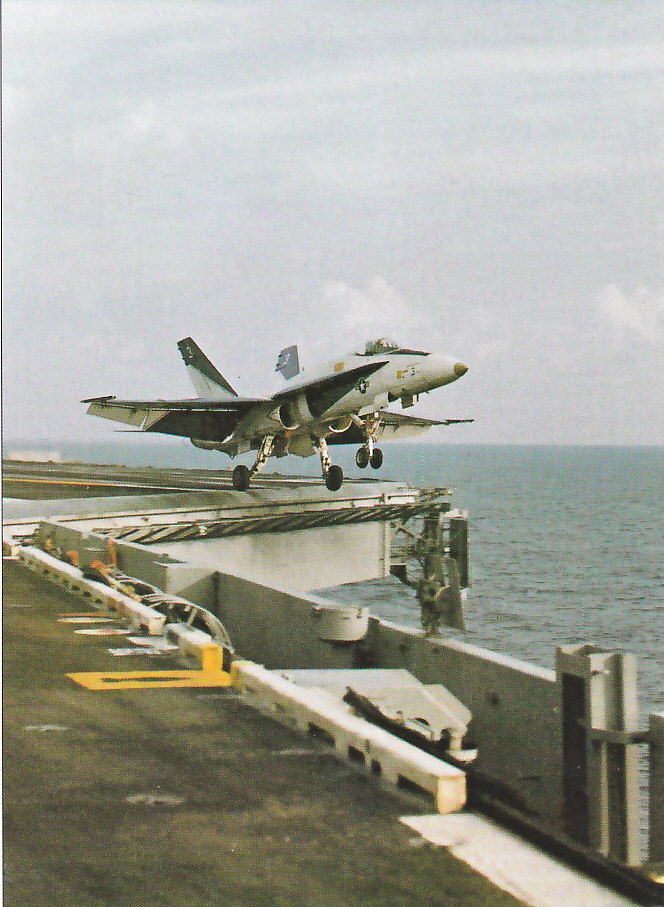 MCDONNELL-DOUGLAS F/A-18 HORNET  559474F_18A_Proto_3