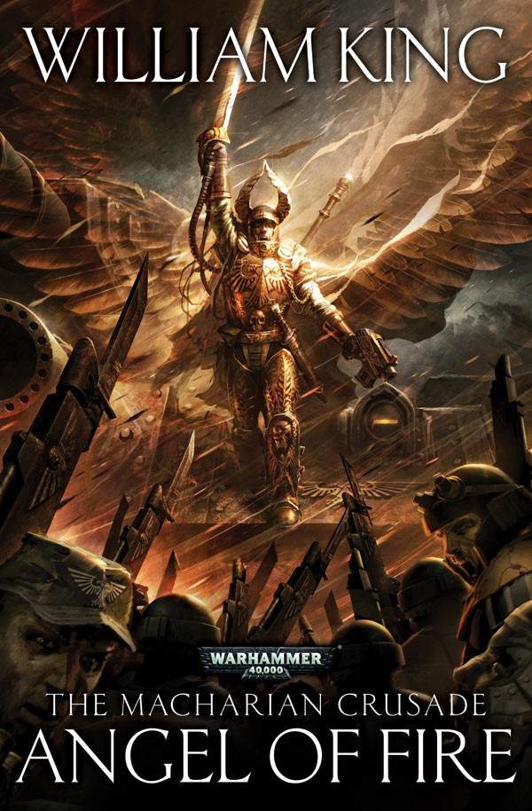 Angel of Fire (The Macharian Crusade) de William King 560680AngelofFire