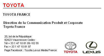 """On the Road"", quand Toyota soutient la mode... 561089toyota1"
