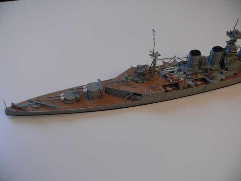 HMS Hood 1/700 Trumpeter 561587P1080018