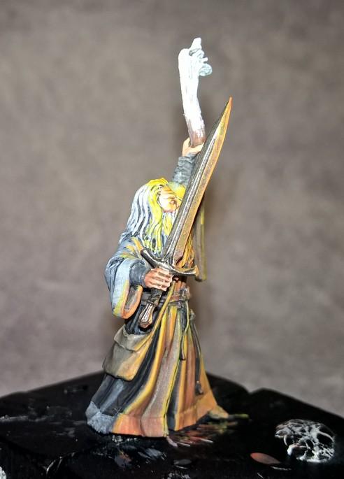 Gandalf à Khazad Dum - Terminé ! 561594Gandalf3
