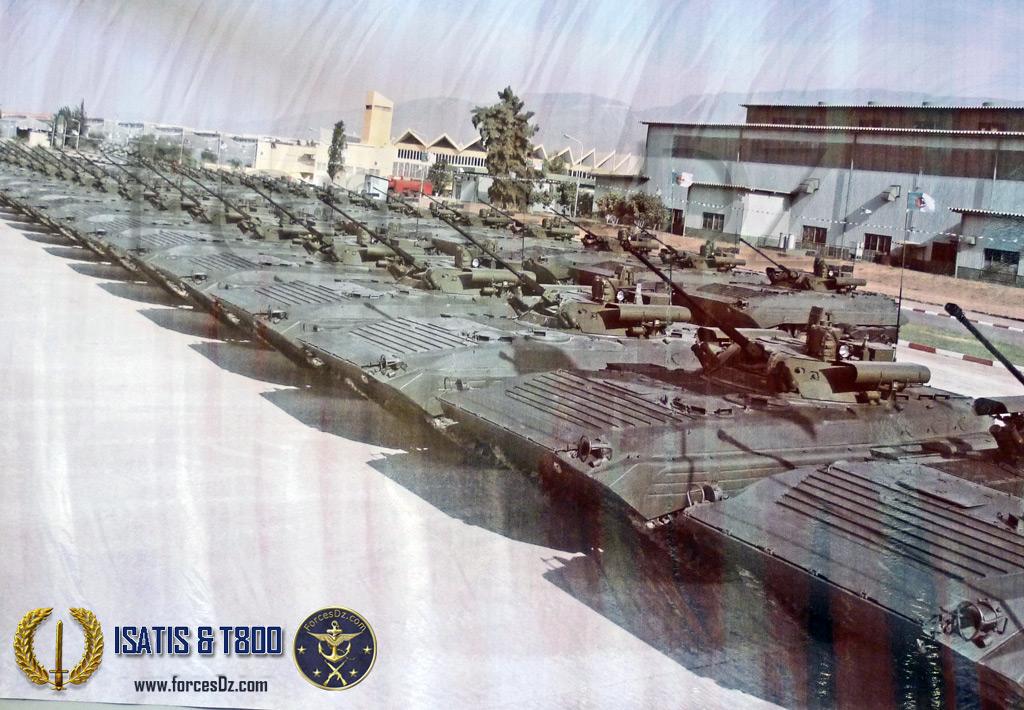 تطور الصناعة الجزائرية العسكرية الثقيلة  بشكل ملحوظ من الشراكة الى الاعتماد الذاتي الكلي . 561881SSSSSS