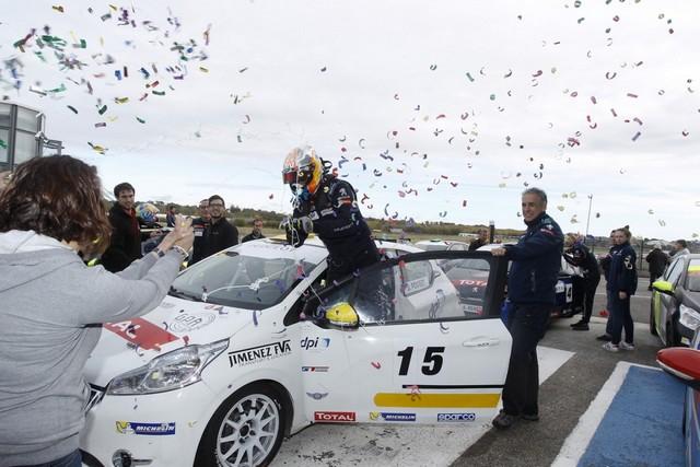 Rencontres Peugeot Sport - Quatre Titres Distribués A Nogaro ! 56282358275de5ad4c9
