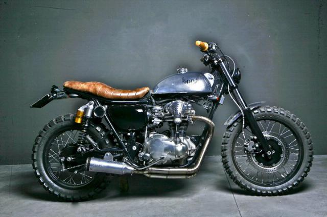 Radikal Chopper Milano - W650 Scrambler 563312W650scrambler