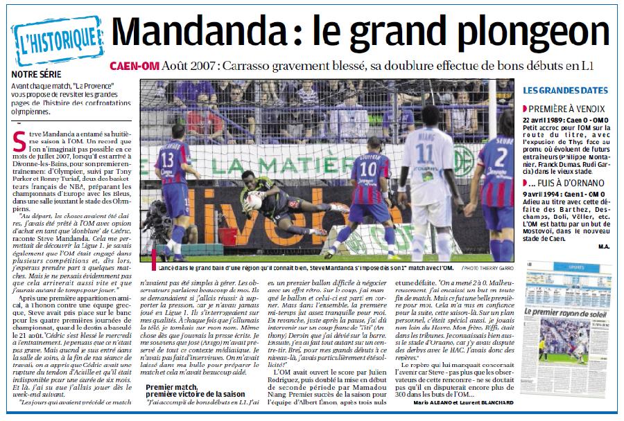 STEVE MANDANDA LA PANTHERE - Page 23 563787198c