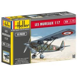 Heller  Réédite le Caudron CR 714 et les Mureaux 117 564327lesmureaux117