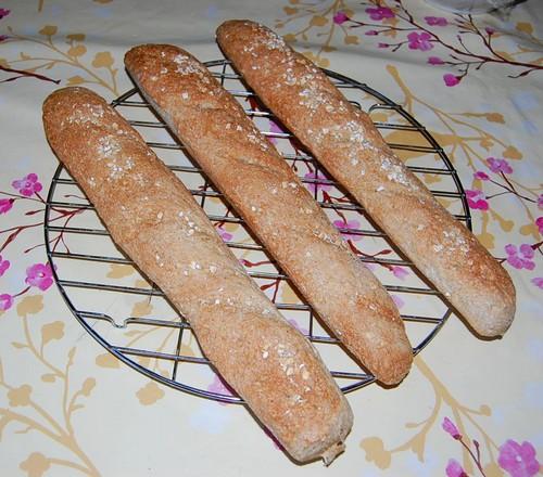 Baguettes aux flocons d'avoine + photo 564769Baguettesauxfloconsdavoine001A