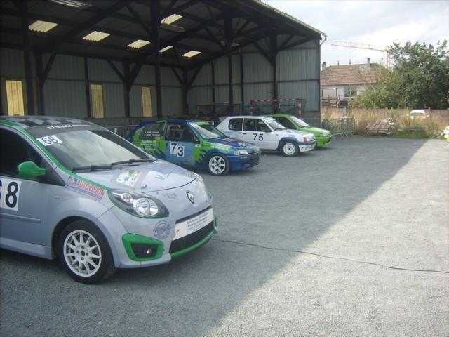 32è Rallye Tessy sur Vire Gouvets 2013 (vérifications techniques)  565539Aug3106