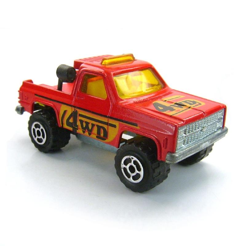 N°291 Chevrolet Blazer longues portées 5655807638