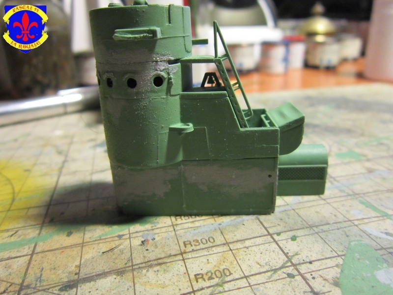 U.S. Navy Landing Ship Médium (Early) au 1/144 de Revell par Pascal 94 - Page 4 568918IMG42131
